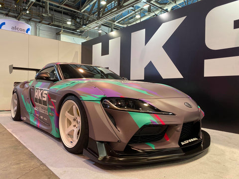 HKS Premium Full Body Kit 2020 GR Supra