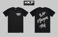 "The Original Shop Tee ""Wir Fliegen Tief"""