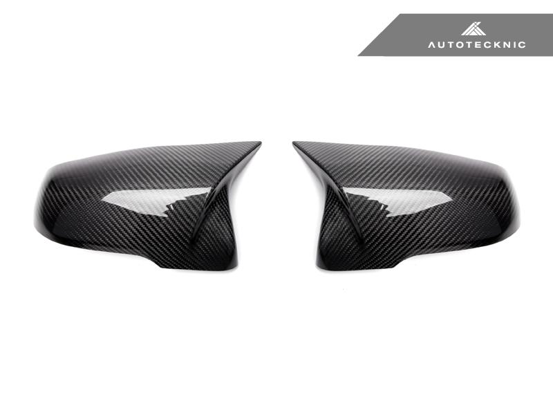 AUTOTECKNIC REPLACEMENT AERO CARBON MIRROR COVERS - A90 SUPRA 2020-UP