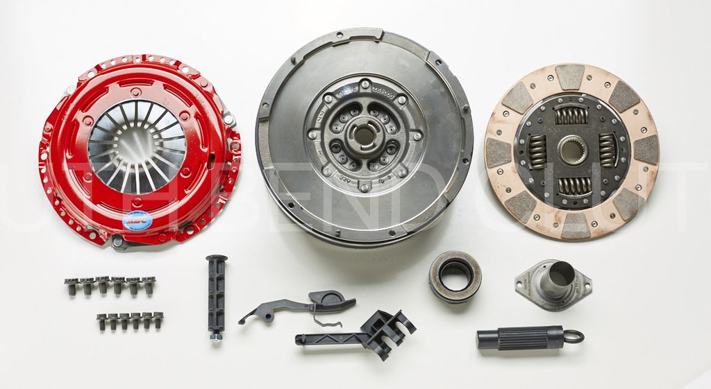South Bend / DXD Racing Clutch 09+ Audi A4/A5 2.0L Turbo/3.2L Stg. 2 Drag Clutch Kit