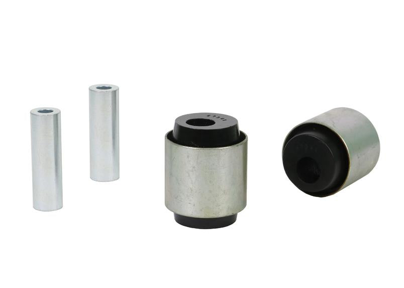 Whiteline Audi A4/A6/A8/S4/S6 (B5/B6/C5/C6/D2) Front Caster Correction Raduis Arm to Chassis Bushing