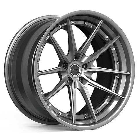 Brixton Forged M53 TARGA SERIES 3 PIECE STEP-LIP Starting at $2181 from wheel