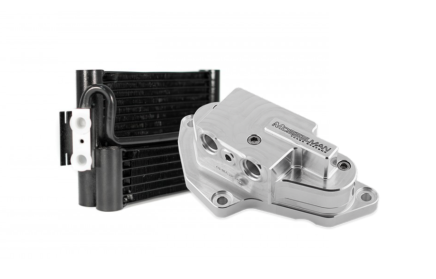 Mosselman OIL COOLER KIT, BMW N55 F-SERIES