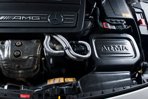 ARMASPEED Benz C117 CLA 45 Carbon Cold Air Intake