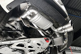 Soul Performance Porsche 981 Cayman / Boxster Valved Exhaust System