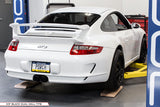 Porsche 997 / 997.2 GT3 Modular Competition Exhaust Package - Non-Valved -