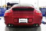 Porsche 997.1 Carrera Bolt On Exhaust Tips