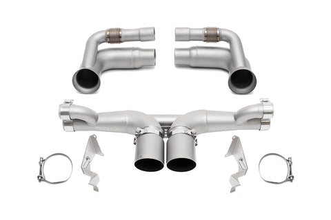 Porsche 991.2 GT3 Modular Competition Exhaust Package - Valved