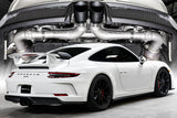Porsche 991.1 GT3 Modular Competition Exhaust Package - Valved