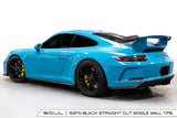 Porsche 991.2 GT3 Center Muffler Bypass Exhaust