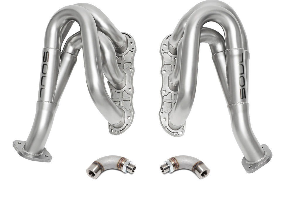 Soul Performance Porsche 981 Cayman / Boxster Competition Headers