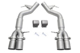 Soul Performance BMW F10 M5 Resonated Muffler Bypass Exhaust