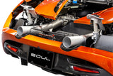 Soul Performance McLaren 720S Competition Exhaust