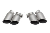 Porsche 991.1 / 991.2 Turbo Sport X-Pipe Exhaust System (includes Sport Catalytic Converters)