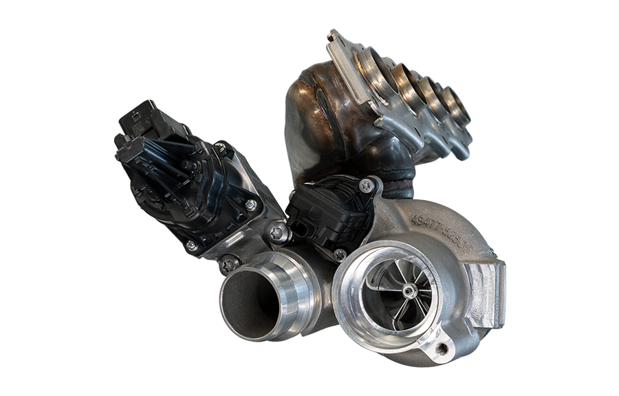 Mosselman UPGRADE TURBOCHARGER BMW N20 EWG, STAGE 1, MSL35-45 ( 350-450hp)