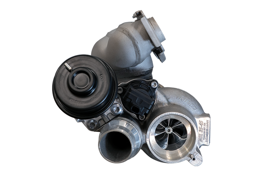 Mosselman UPGRADE TURBOCHARGER BMW N20 PWG, STAGE 1, MSL35-45 (350-450hp)