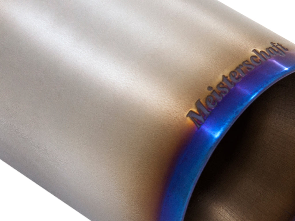 GTHAUS MEISTERSCHAFT BMW X5M (F85) GTS (Ultimate Sport Performance) Titanium Exhaust