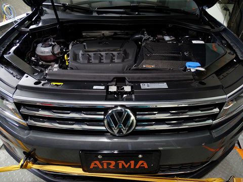 ARMASPEED VW Tiguan MK2 380 Carbon Cold Air Intake