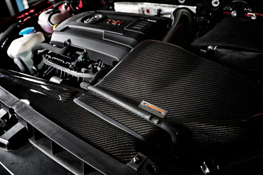 ARMASPEED VW Golf 7 2.0 / R Carbon Cold Air Intake