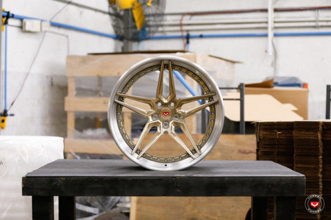 Vossen Forged Evo-1 (3-Piece) Starting at $2200 per wheel