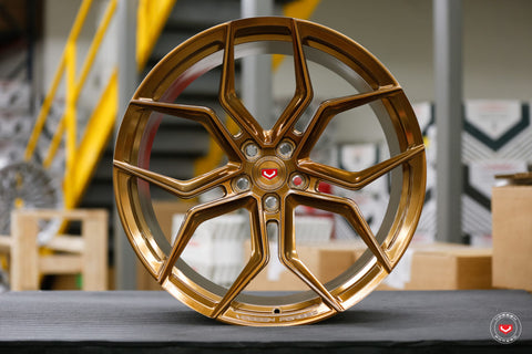 Vossen Forged Evo-3 Monoblock Starting at $1800 per wheel