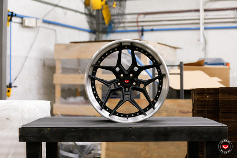 Vossen Forged Evo-4 (3-Piece) Starting at $2200 per wheel