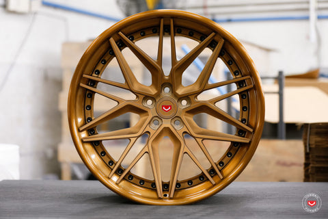 Vossen Forged Evo-5 (3-Piece) Starting at $2200 per wheel