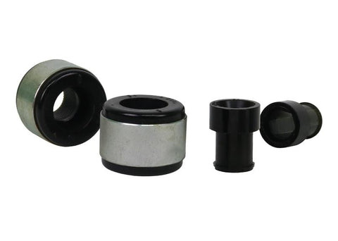 Whiteline Plus 10/01-05 BMW 3 Series E46 Front Control Arm - Lower Inner Rear Bushing Kit (66.mm OD)