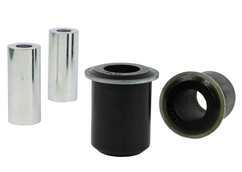 Whiteline 06-13 Land Rover Range Rover Sport HSE Rear Control Arm Upper Bushing Kit