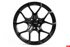 APR A01 Flow Formed Wheels (18x8.5) (Satin Black) (1 Wheel)
