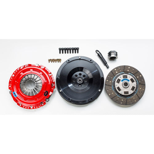South Bend / DXD Racing Clutch 04-08 Audi S4 B6/B7 4.2L Stg 3 Daily Clutch Kit (w/ FW)