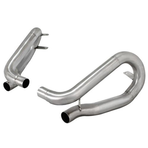 "aFe POWER MACH Force-Xp 2-1/2"" 304 Stainless Steel Muffler Bypass Porsche 911 Carrera S (991) 12-16 H6-3.8L"