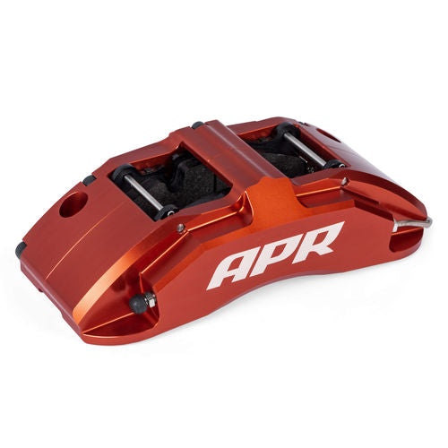 APR Brakes - 380x34mm 2 Piece 6 Piston Kit - Front - Red - RS3 8V Hatch