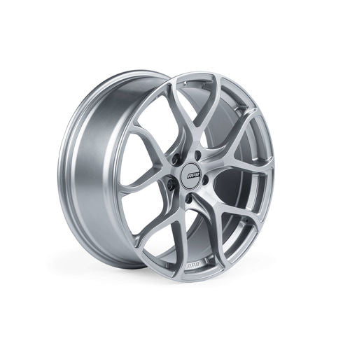APR A01 Flow Formed Wheels (19x8.5) (Hyper Silver) (1 Wheel)