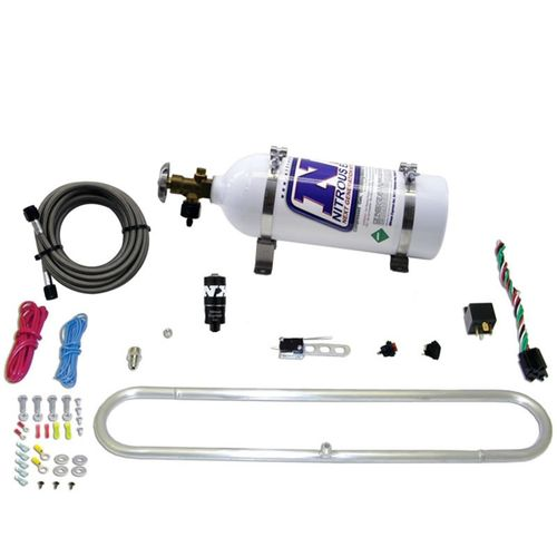 Nitrous Express N-Tercooler System for CO2 w/5lb Bottle