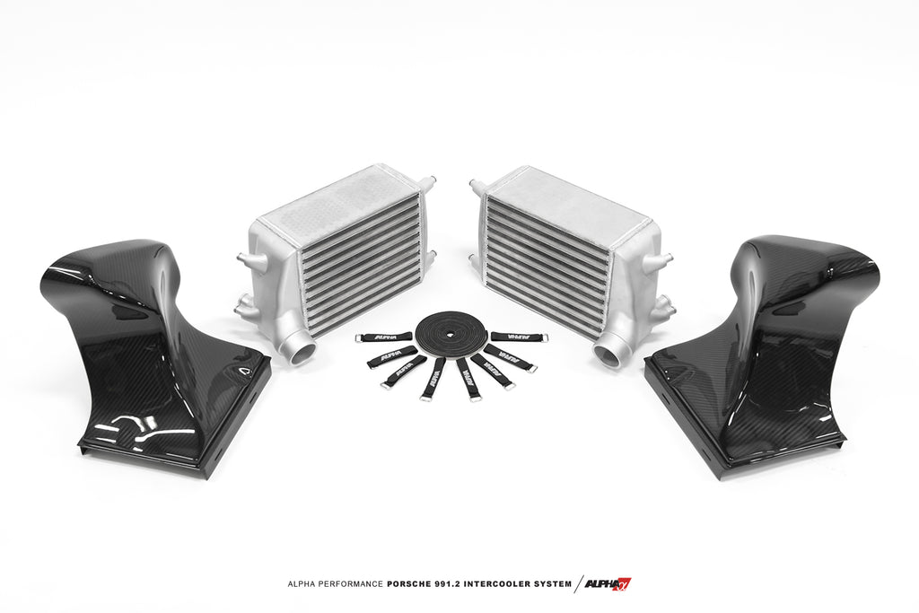AMS Performance Alpha Performance Porsche 991.2 Carrera Intercooler System
