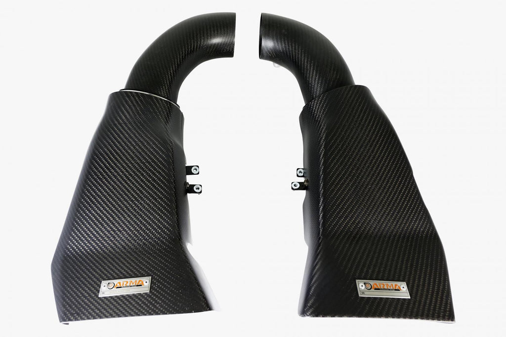 ARMASPEED Audi RS4/RS5 Carbon Fiber Cold Air Intake