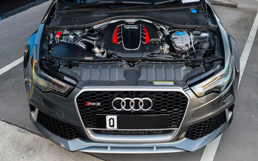 ARMASPEED Audi RS6/RS7 C7 Carbon Cold Air Intake