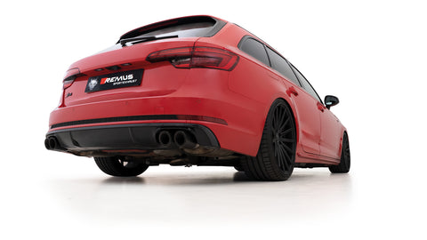 REMUS Performance Sport Exhaust Audi S4 Sedan B9