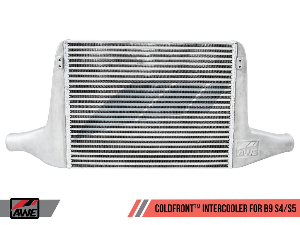 AWE COLDFRONT™ INTERCOOLER FOR THE AUDI B9 S4 / S5 3.0T