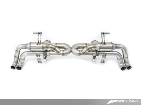 AWE Tuning Audi R8 V10 Spyder SwitchPath Exhaust
