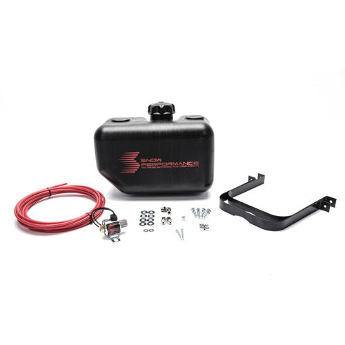Snow Performance 2.5 Gallon Reservoir (incl. brackets/check valve/tubing)