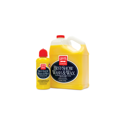 Griots Garage Best of Show Wash & Wax - 1 Gallon