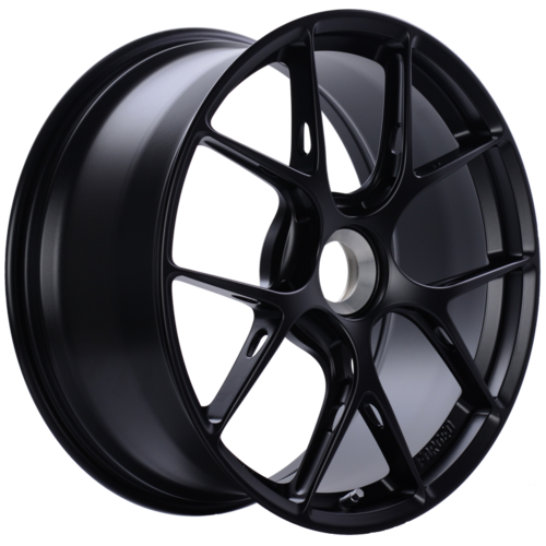 BBS FI-R 133 20x9 Center Lock ET52 CB84 Satin Black Wheel