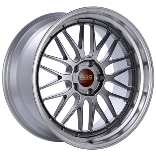 BBS LM 226 20x10 5x120 ET20 Diamond Black Center Diamond Cut Lip Wheel -82mm PFS/Clip Required