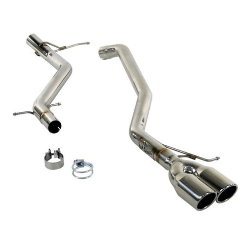 "aFe POWER MACH Force-Xp 2-1/2"" 304 Stainless Steel Cat-Back Exhaust System VW Jetta TDI 09-10 L4-2.0L"