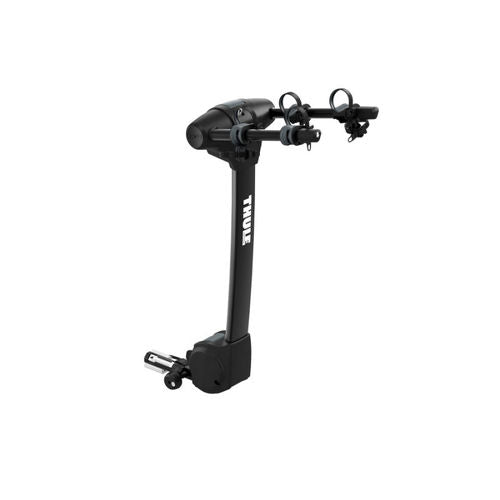 Thule Apex XT 2 - Hanging Hitch Bike Rack with Hitch Switch Tilt-Down (Up to 2 Bikes) - Black