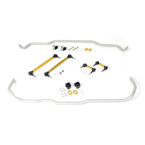 Whiteline 08-13 Volkswagen GTI Front and Rear Swaybar Assembly Kit