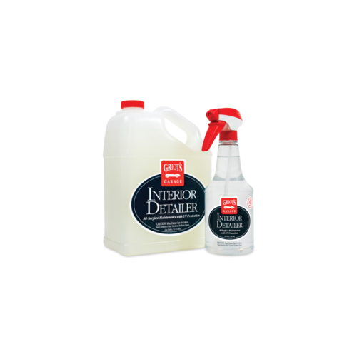 Griots Garage Interior Detailer - 1 Gallon