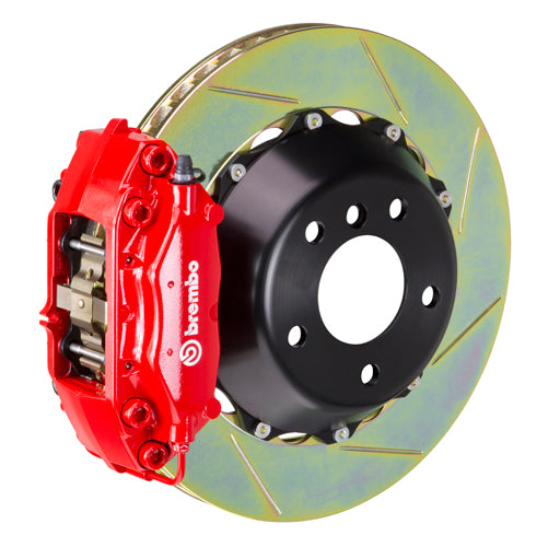 Brembo Audi A4 (B7) - GT Big Brake Kit 345x28 2-Piece Rear